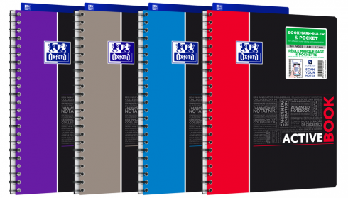 OXFORD STUDENTS ACTIVEBOOK Notebook - A4+ - Polypro cover - Twin-wire - 7mm Ruled - 160 pages - SCRIBZEE® compatible - Assorted colours - 400037402_1102_1559310842 - OXFORD STUDENTS ACTIVEBOOK Notebook - A4+ - Polypro cover - Twin-wire - 7mm Ruled - 160 pages - SCRIBZEE® compatible - Assorted colours - 400037402_1100_1559310838 - OXFORD STUDENTS ACTIVEBOOK Notebook - A4+ - Polypro cover - Twin-wire - 7mm Ruled - 160 pages - SCRIBZEE® compatible - Assorted colours - 400037402_1101_1559310840 - OXFORD STUDENTS ACTIVEBOOK Notebook - A4+ - Polypro cover - Twin-wire - 7mm Ruled - 160 pages - SCRIBZEE® compatible - Assorted colours - 400037402_1103_1559310844 - OXFORD STUDENTS ACTIVEBOOK Notebook - A4+ - Polypro cover - Twin-wire - 7mm Ruled - 160 pages - SCRIBZEE® compatible - Assorted colours - 400037402_1200_1553732275 - OXFORD STUDENTS ACTIVEBOOK Notebook - A4+ - Polypro cover - Twin-wire - 7mm Ruled - 160 pages - SCRIBZEE® compatible - Assorted colours - 400037402_2300_1553732279 - OXFORD STUDENTS ACTIVEBOOK Notebook - A4+ - Polypro cover - Twin-wire - 7mm Ruled - 160 pages - SCRIBZEE® compatible - Assorted colours - 400037402_2302_1553678546 - OXFORD STUDENTS ACTIVEBOOK Notebook - A4+ - Polypro cover - Twin-wire - 7mm Ruled - 160 pages - SCRIBZEE® compatible - Assorted colours - 400037402_2303_1553678547 - OXFORD STUDENTS ACTIVEBOOK Notebook - A4+ - Polypro cover - Twin-wire - 7mm Ruled - 160 pages - SCRIBZEE® compatible - Assorted colours - 400037402_Ass_1553705079