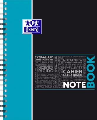 OXFORD ETUDIANTS Cahier NOTEBOOK - A4+ - Couverture carte rigide - Double spirale - Grands carreaux Seyès - 160 pages - Compatible SCRIBZEE® - Couleurs assorties - 400037405_1200_1583240888 - OXFORD ETUDIANTS Cahier NOTEBOOK - A4+ - Couverture carte rigide - Double spirale - Grands carreaux Seyès - 160 pages - Compatible SCRIBZEE® - Couleurs assorties - 400037405_1101_1583240885 - OXFORD ETUDIANTS Cahier NOTEBOOK - A4+ - Couverture carte rigide - Double spirale - Grands carreaux Seyès - 160 pages - Compatible SCRIBZEE® - Couleurs assorties - 400037405_1100_1583240883