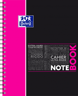 OXFORD ETUDIANTS Cahier NOTEBOOK - A4+ - Couverture carte rigide - Double spirale - Grands carreaux Seyès - 160 pages - Compatible SCRIBZEE® - Couleurs assorties - 400037405_1200_1583240888 - OXFORD ETUDIANTS Cahier NOTEBOOK - A4+ - Couverture carte rigide - Double spirale - Grands carreaux Seyès - 160 pages - Compatible SCRIBZEE® - Couleurs assorties - 400037405_1101_1583240885 - OXFORD ETUDIANTS Cahier NOTEBOOK - A4+ - Couverture carte rigide - Double spirale - Grands carreaux Seyès - 160 pages - Compatible SCRIBZEE® - Couleurs assorties - 400037405_1100_1583240883 - OXFORD ETUDIANTS Cahier NOTEBOOK - A4+ - Couverture carte rigide - Double spirale - Grands carreaux Seyès - 160 pages - Compatible SCRIBZEE® - Couleurs assorties - 400037405_1102_1583240886