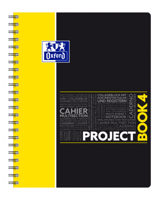 OXFORD ETUDIANTS Cahier PROJECT BOOK - A4+ - Couverture polypro - Double spirale - Grands carreaux Seyès - 200 pages - Compatible SCRIBZEE® - Couleurs assorties - 400037408_1200_1583240905 - OXFORD ETUDIANTS Cahier PROJECT BOOK - A4+ - Couverture polypro - Double spirale - Grands carreaux Seyès - 200 pages - Compatible SCRIBZEE® - Couleurs assorties - 400037408_1103_1583240904