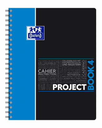 OXFORD STUDENTS PROJECT BOOK Notebook - A4+ - Polypro cover - Twin-wire - 5mm Squares - 200 pages - SCRIBZEE® compatible  - Assorted colours - 400037432_1101_1582209270 - OXFORD STUDENTS PROJECT BOOK Notebook - A4+ - Polypro cover - Twin-wire - 5mm Squares - 200 pages - SCRIBZEE® compatible  - Assorted colours - 400037432_1100_1583240906