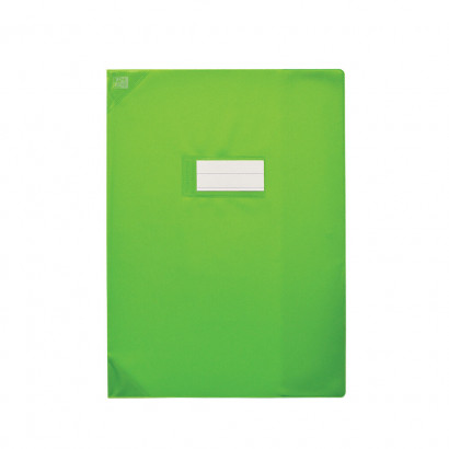 PROTEGE-CAHIER OXFORD STRONG LINE - A4 - PVC - 150µ - Opaque - Vert - 400051032_8000_1561565912