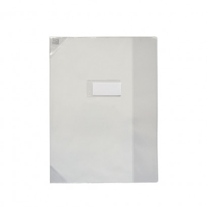 PROTEGE-CAHIER OXFORD STRONG LINE - A4 - PVC - 150µ -Translucide - Incolore - 400051035_8000_1561565925