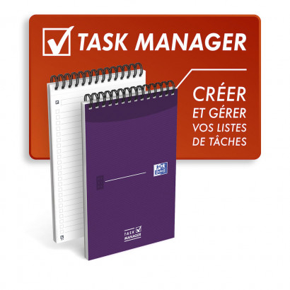 OXFORD Office Essentials Task Manager - 12,5x20cm - Soepele Kartonnen Kaft - Dubbelspiraal - 70 Vel - Specifieke Liniatuur - Assorti - 400055727_1400_1583241922 - OXFORD Office Essentials Task Manager - 12,5x20cm - Soepele Kartonnen Kaft - Dubbelspiraal - 70 Vel - Specifieke Liniatuur - Assorti - 400055727_1100_1583241917 - OXFORD Office Essentials Task Manager - 12,5x20cm - Soepele Kartonnen Kaft - Dubbelspiraal - 70 Vel - Specifieke Liniatuur - Assorti - 400055727_1101_1583241918 - OXFORD Office Essentials Task Manager - 12,5x20cm - Soepele Kartonnen Kaft - Dubbelspiraal - 70 Vel - Specifieke Liniatuur - Assorti - 400055727_1300_1583241919 - OXFORD Office Essentials Task Manager - 12,5x20cm - Soepele Kartonnen Kaft - Dubbelspiraal - 70 Vel - Specifieke Liniatuur - Assorti - 400055727_1301_1583241921 - OXFORD Office Essentials Task Manager - 12,5x20cm - Soepele Kartonnen Kaft - Dubbelspiraal - 70 Vel - Specifieke Liniatuur - Assorti - 400055727_1401_1553735891