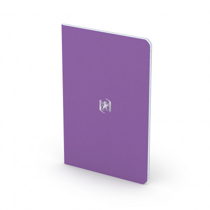 OXFORD Pocket Notes Notebook - 9x14cm - Soft Card Cover - Stapled - Ruled - 48 Pages - Purple - 400076450_1100_1583242263 - OXFORD Pocket Notes Notebook - 9x14cm - Soft Card Cover - Stapled - Ruled - 48 Pages - Purple - 400076450_1300_1583242264