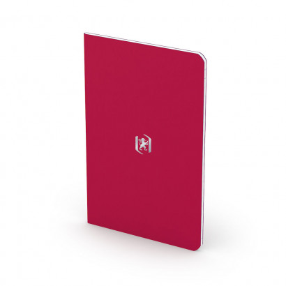 OXFORD Pocket Notes Notebook - 9 x 14 cm – mykt pappomslag – stiftet – linjert – 48 sider – rød - 400076454_1100_1583242356 - OXFORD Pocket Notes Notebook - 9 x 14 cm – mykt pappomslag – stiftet – linjert – 48 sider – rød - 400076454_1300_1583242357