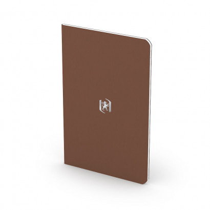 OXFORD Pocket Notes Notebook - 9x14cm - Soft Card Cover - Stapled - Ruled - 48 Pages - Chocolate - 400076456_1100_1583242405 - OXFORD Pocket Notes Notebook - 9x14cm - Soft Card Cover - Stapled - Ruled - 48 Pages - Chocolate - 400076456_1300_1583242406