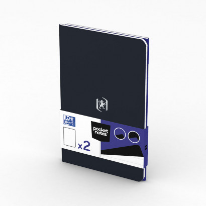 OXFORD Pocket Notes Notebook - 9x14cm - Soft Card Cover - Stapled - Ruled - 48 Pages - Royal Blue/Black (Pack of 2) - 400077743_1101_1561076147 - OXFORD Pocket Notes Notebook - 9x14cm - Soft Card Cover - Stapled - Ruled - 48 Pages - Royal Blue/Black (Pack of 2) - 400077743_1100_1583242577 - OXFORD Pocket Notes Notebook - 9x14cm - Soft Card Cover - Stapled - Ruled - 48 Pages - Royal Blue/Black (Pack of 2) - 400077743_1300_1583242579