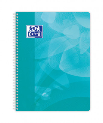 OXFORD POLYPRO LAGOON CAHIER - 24x32cm - Couverture plastique - Double spirale - Grands carreaux Seyès - 160 pages - Compatible SCRIBZEE ® - Couleurs assorties - 400080679_1200_1583243319 - OXFORD POLYPRO LAGOON CAHIER - 24x32cm - Couverture plastique - Double spirale - Grands carreaux Seyès - 160 pages - Compatible SCRIBZEE ® - Couleurs assorties - 400080679_1100_1583243285