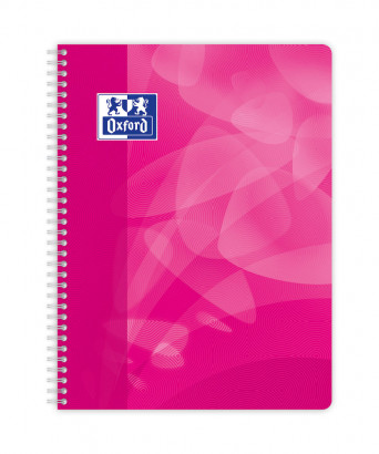OXFORD POLYPRO LAGOON CAHIER - 24x32cm - Couverture plastique - Double spirale - Grands carreaux Seyès - 160 pages - Compatible SCRIBZEE ® - Couleurs assorties - 400080679_1200_1583243319 - OXFORD POLYPRO LAGOON CAHIER - 24x32cm - Couverture plastique - Double spirale - Grands carreaux Seyès - 160 pages - Compatible SCRIBZEE ® - Couleurs assorties - 400080679_1100_1583243285 - OXFORD POLYPRO LAGOON CAHIER - 24x32cm - Couverture plastique - Double spirale - Grands carreaux Seyès - 160 pages - Compatible SCRIBZEE ® - Couleurs assorties - 400080679_1101_1583243293 - OXFORD POLYPRO LAGOON CAHIER - 24x32cm - Couverture plastique - Double spirale - Grands carreaux Seyès - 160 pages - Compatible SCRIBZEE ® - Couleurs assorties - 400080679_1102_1583243303