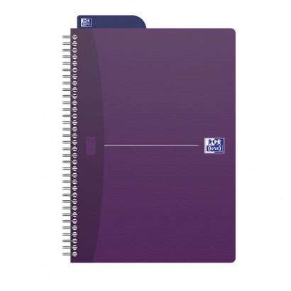 OXFORD Office Essentials Notebook - B5 - Soft Card Cover - Twin-wire - 180 Pages - Ruled - SCRIBZEE® Compatible - Assorted Colours - 400090612_1200_1583243501 - OXFORD Office Essentials Notebook - B5 - Soft Card Cover - Twin-wire - 180 Pages - Ruled - SCRIBZEE® Compatible - Assorted Colours - 400090612_1100_1583243496 - OXFORD Office Essentials Notebook - B5 - Soft Card Cover - Twin-wire - 180 Pages - Ruled - SCRIBZEE® Compatible - Assorted Colours - 400090612_1101_1583243498