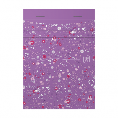 OXFORD Floral Notepad - A6 - Soft Card Cover - Stapled - Ruled - 160 Pages - Assorted Colours - 400094827_1400_1618996617 - OXFORD Floral Notepad - A6 - Soft Card Cover - Stapled - Ruled - 160 Pages - Assorted Colours - 400094827_1100_1618996567 - OXFORD Floral Notepad - A6 - Soft Card Cover - Stapled - Ruled - 160 Pages - Assorted Colours - 400094827_1101_1618996592 - OXFORD Floral Notepad - A6 - Soft Card Cover - Stapled - Ruled - 160 Pages - Assorted Colours - 400094827_1102_1618996604 - OXFORD Floral Notepad - A6 - Soft Card Cover - Stapled - Ruled - 160 Pages - Assorted Colours - 400094827_1103_1618996572