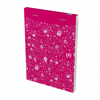 OXFORD Floral Notepad - A6 - Soft Card Cover - Stapled - Ruled - 160 Pages - Assorted Colours - 400094827_1400_1618996617 - OXFORD Floral Notepad - A6 - Soft Card Cover - Stapled - Ruled - 160 Pages - Assorted Colours - 400094827_1100_1618996567 - OXFORD Floral Notepad - A6 - Soft Card Cover - Stapled - Ruled - 160 Pages - Assorted Colours - 400094827_1101_1618996592 - OXFORD Floral Notepad - A6 - Soft Card Cover - Stapled - Ruled - 160 Pages - Assorted Colours - 400094827_1102_1618996604 - OXFORD Floral Notepad - A6 - Soft Card Cover - Stapled - Ruled - 160 Pages - Assorted Colours - 400094827_1103_1618996572 - OXFORD Floral Notepad - A6 - Soft Card Cover - Stapled - Ruled - 160 Pages - Assorted Colours - 400094827_1300_1618996585 - OXFORD Floral Notepad - A6 - Soft Card Cover - Stapled - Ruled - 160 Pages - Assorted Colours - 400094827_1301_1618996578