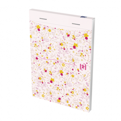 OXFORD Floral Notepad - A6 - Soft Card Cover - Stapled - Ruled - 160 Pages - Assorted Colours - 400094827_1400_1618996617 - OXFORD Floral Notepad - A6 - Soft Card Cover - Stapled - Ruled - 160 Pages - Assorted Colours - 400094827_1100_1618996567 - OXFORD Floral Notepad - A6 - Soft Card Cover - Stapled - Ruled - 160 Pages - Assorted Colours - 400094827_1101_1618996592 - OXFORD Floral Notepad - A6 - Soft Card Cover - Stapled - Ruled - 160 Pages - Assorted Colours - 400094827_1102_1618996604 - OXFORD Floral Notepad - A6 - Soft Card Cover - Stapled - Ruled - 160 Pages - Assorted Colours - 400094827_1103_1618996572 - OXFORD Floral Notepad - A6 - Soft Card Cover - Stapled - Ruled - 160 Pages - Assorted Colours - 400094827_1300_1618996585 - OXFORD Floral Notepad - A6 - Soft Card Cover - Stapled - Ruled - 160 Pages - Assorted Colours - 400094827_1301_1618996578 - OXFORD Floral Notepad - A6 - Soft Card Cover - Stapled - Ruled - 160 Pages - Assorted Colours - 400094827_1302_1618996599
