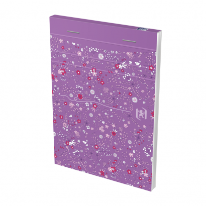 OXFORD Floral Notepad - A6 - Soft Card Cover - Stapled - Ruled - 160 Pages - Assorted Colours - 400094827_1400_1618996617 - OXFORD Floral Notepad - A6 - Soft Card Cover - Stapled - Ruled - 160 Pages - Assorted Colours - 400094827_1100_1618996567 - OXFORD Floral Notepad - A6 - Soft Card Cover - Stapled - Ruled - 160 Pages - Assorted Colours - 400094827_1101_1618996592 - OXFORD Floral Notepad - A6 - Soft Card Cover - Stapled - Ruled - 160 Pages - Assorted Colours - 400094827_1102_1618996604 - OXFORD Floral Notepad - A6 - Soft Card Cover - Stapled - Ruled - 160 Pages - Assorted Colours - 400094827_1103_1618996572 - OXFORD Floral Notepad - A6 - Soft Card Cover - Stapled - Ruled - 160 Pages - Assorted Colours - 400094827_1300_1618996585 - OXFORD Floral Notepad - A6 - Soft Card Cover - Stapled - Ruled - 160 Pages - Assorted Colours - 400094827_1301_1618996578 - OXFORD Floral Notepad - A6 - Soft Card Cover - Stapled - Ruled - 160 Pages - Assorted Colours - 400094827_1302_1618996599 - OXFORD Floral Notepad - A6 - Soft Card Cover - Stapled - Ruled - 160 Pages - Assorted Colours - 400094827_1303_1618996610