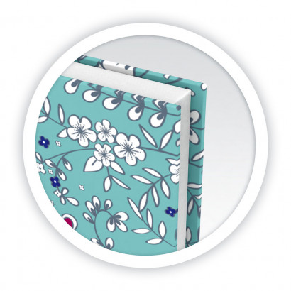 OXFORD Floral Notebook - A5 - Hardback Cover - Twin-wire - 5mm Squares - 120 Pages - SCRIBZEE® Compatible - Assorted Colours - 400094951_1100_1559321111 - OXFORD Floral Notebook - A5 - Hardback Cover - Twin-wire - 5mm Squares - 120 Pages - SCRIBZEE® Compatible - Assorted Colours - 400094951_2302_1588339249 - OXFORD Floral Notebook - A5 - Hardback Cover - Twin-wire - 5mm Squares - 120 Pages - SCRIBZEE® Compatible - Assorted Colours - 400094951_2100_1553572620 - OXFORD Floral Notebook - A5 - Hardback Cover - Twin-wire - 5mm Squares - 120 Pages - SCRIBZEE® Compatible - Assorted Colours - 400094951_2303_1583183286
