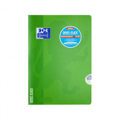 Oxford OpenFlex® A4 exercise book - ruling 26 (5 mm squared with margin)- 64 pages-90 gsm Optik Paper® -stapled-lemon and green - 400095632_1200_1553593930 - Oxford OpenFlex® A4 exercise book - ruling 26 (5 mm squared with margin)- 64 pages-90 gsm Optik Paper® -stapled-lemon and green - 400095632_1500_1553595849 - Oxford OpenFlex® A4 exercise book - ruling 26 (5 mm squared with margin)- 64 pages-90 gsm Optik Paper® -stapled-lemon and green - 400095632_2500_1553619815 - Oxford OpenFlex® A4 exercise book - ruling 26 (5 mm squared with margin)- 64 pages-90 gsm Optik Paper® -stapled-lemon and green - 400095632_2600_1553619818 - Oxford OpenFlex® A4 exercise book - ruling 26 (5 mm squared with margin)- 64 pages-90 gsm Optik Paper® -stapled-lemon and green - 400095632_2300_1553619819 - Oxford OpenFlex® A4 exercise book - ruling 26 (5 mm squared with margin)- 64 pages-90 gsm Optik Paper® -stapled-lemon and green - 400095632_1100_1561074458