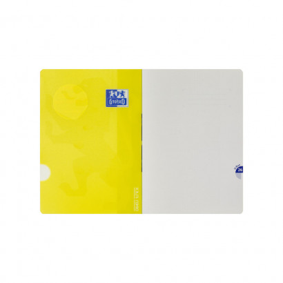 Oxford OpenFlex® A4 exercise book - ruling 26 (5 mm squared with margin)- 64 pages-90 gsm Optik Paper® -stapled-lemon and green - 400095632_1200_1553593930 - Oxford OpenFlex® A4 exercise book - ruling 26 (5 mm squared with margin)- 64 pages-90 gsm Optik Paper® -stapled-lemon and green - 400095632_1500_1553595849 - Oxford OpenFlex® A4 exercise book - ruling 26 (5 mm squared with margin)- 64 pages-90 gsm Optik Paper® -stapled-lemon and green - 400095632_2500_1553619815 - Oxford OpenFlex® A4 exercise book - ruling 26 (5 mm squared with margin)- 64 pages-90 gsm Optik Paper® -stapled-lemon and green - 400095632_2600_1553619818 - Oxford OpenFlex® A4 exercise book - ruling 26 (5 mm squared with margin)- 64 pages-90 gsm Optik Paper® -stapled-lemon and green - 400095632_2300_1553619819 - Oxford OpenFlex® A4 exercise book - ruling 26 (5 mm squared with margin)- 64 pages-90 gsm Optik Paper® -stapled-lemon and green - 400095632_1100_1561074458 - Oxford OpenFlex® A4 exercise book - ruling 26 (5 mm squared with margin)- 64 pages-90 gsm Optik Paper® -stapled-lemon and green - 400095632_3100_1553619823 - Oxford OpenFlex® A4 exercise book - ruling 26 (5 mm squared with margin)- 64 pages-90 gsm Optik Paper® -stapled-lemon and green - 400095632_3200_1553619827 - Oxford OpenFlex® A4 exercise book - ruling 26 (5 mm squared with margin)- 64 pages-90 gsm Optik Paper® -stapled-lemon and green - 400095632_1601_1593160108 - Oxford OpenFlex® A4 exercise book - ruling 26 (5 mm squared with margin)- 64 pages-90 gsm Optik Paper® -stapled-lemon and green - 400095632_3300_1553619846