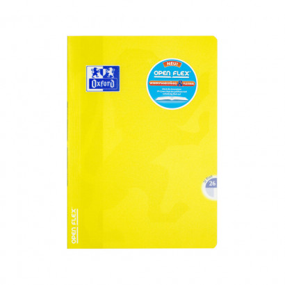 Oxford OpenFlex® A4 exercise book - ruling 26 (5 mm squared with margin)- 64 pages-90 gsm Optik Paper® -stapled-lemon and green - 400095632_1200_1553593930 - Oxford OpenFlex® A4 exercise book - ruling 26 (5 mm squared with margin)- 64 pages-90 gsm Optik Paper® -stapled-lemon and green - 400095632_1500_1553595849 - Oxford OpenFlex® A4 exercise book - ruling 26 (5 mm squared with margin)- 64 pages-90 gsm Optik Paper® -stapled-lemon and green - 400095632_2500_1553619815 - Oxford OpenFlex® A4 exercise book - ruling 26 (5 mm squared with margin)- 64 pages-90 gsm Optik Paper® -stapled-lemon and green - 400095632_2600_1553619818 - Oxford OpenFlex® A4 exercise book - ruling 26 (5 mm squared with margin)- 64 pages-90 gsm Optik Paper® -stapled-lemon and green - 400095632_2300_1553619819 - Oxford OpenFlex® A4 exercise book - ruling 26 (5 mm squared with margin)- 64 pages-90 gsm Optik Paper® -stapled-lemon and green - 400095632_1100_1561074458 - Oxford OpenFlex® A4 exercise book - ruling 26 (5 mm squared with margin)- 64 pages-90 gsm Optik Paper® -stapled-lemon and green - 400095632_3100_1553619823 - Oxford OpenFlex® A4 exercise book - ruling 26 (5 mm squared with margin)- 64 pages-90 gsm Optik Paper® -stapled-lemon and green - 400095632_3200_1553619827 - Oxford OpenFlex® A4 exercise book - ruling 26 (5 mm squared with margin)- 64 pages-90 gsm Optik Paper® -stapled-lemon and green - 400095632_1601_1593160108 - Oxford OpenFlex® A4 exercise book - ruling 26 (5 mm squared with margin)- 64 pages-90 gsm Optik Paper® -stapled-lemon and green - 400095632_3300_1553619846 - Oxford OpenFlex® A4 exercise book - ruling 26 (5 mm squared with margin)- 64 pages-90 gsm Optik Paper® -stapled-lemon and green - 400095632_1501_1593164572 - Oxford OpenFlex® A4 exercise book - ruling 26 (5 mm squared with margin)- 64 pages-90 gsm Optik Paper® -stapled-lemon and green - 400095632_4100_1553619875 - Oxford OpenFlex® A4 exercise book - ruling 26 (5 mm squared with margin)- 64 pages-90 gsm Optik Paper® -stapled-lemon and green - 400095632_2301_1593164767 - Oxford OpenFlex® A4 exercise book - ruling 26 (5 mm squared with margin)- 64 pages-90 gsm Optik Paper® -stapled-lemon and green - 400095632_4300_1553641411