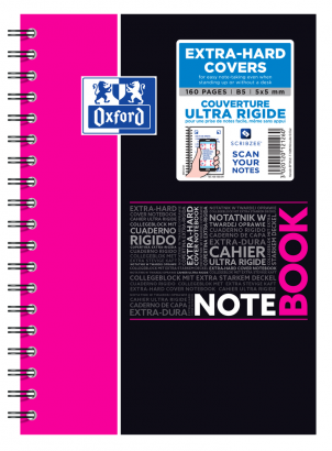 OXFORD STUDENTS NOTEBOOK - B5 - Hardback cover - Twin-wire - 5mm Squares - 160 pages - SCRIBZEE® compatible  - Assorted colours - 400100699_1105_1583196741 - OXFORD STUDENTS NOTEBOOK - B5 - Hardback cover - Twin-wire - 5mm Squares - 160 pages - SCRIBZEE® compatible  - Assorted colours - 400100699_1101_1561084301 - OXFORD STUDENTS NOTEBOOK - B5 - Hardback cover - Twin-wire - 5mm Squares - 160 pages - SCRIBZEE® compatible  - Assorted colours - 400100699_1100_1561084299 - OXFORD STUDENTS NOTEBOOK - B5 - Hardback cover - Twin-wire - 5mm Squares - 160 pages - SCRIBZEE® compatible  - Assorted colours - 400100699_1102_1561084302 - OXFORD STUDENTS NOTEBOOK - B5 - Hardback cover - Twin-wire - 5mm Squares - 160 pages - SCRIBZEE® compatible  - Assorted colours - 400100699_1103_1583196739 - OXFORD STUDENTS NOTEBOOK - B5 - Hardback cover - Twin-wire - 5mm Squares - 160 pages - SCRIBZEE® compatible  - Assorted colours - 400100699_1104_1583196740 - OXFORD STUDENTS NOTEBOOK - B5 - Hardback cover - Twin-wire - 5mm Squares - 160 pages - SCRIBZEE® compatible  - Assorted colours - 400100699_1106_1583196742