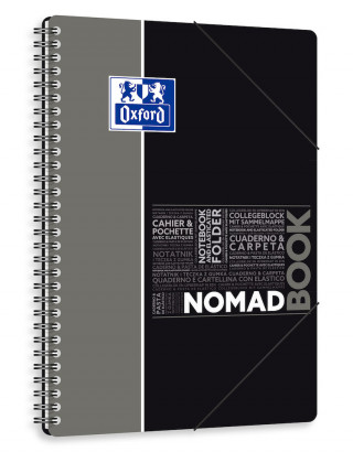 OXFORD ETUDIANTS Cahier NOMADBOOK - B5 tablette - Couverture polypro - Double spirale - Grands carreaux Seyès - 160 pages - Compatible SCRIBZEE® - Couleurs assorties - 400100860_1105_1583196755 - OXFORD ETUDIANTS Cahier NOMADBOOK - B5 tablette - Couverture polypro - Double spirale - Grands carreaux Seyès - 160 pages - Compatible SCRIBZEE® - Couleurs assorties - 400100860_1100_1553284474 - OXFORD ETUDIANTS Cahier NOMADBOOK - B5 tablette - Couverture polypro - Double spirale - Grands carreaux Seyès - 160 pages - Compatible SCRIBZEE® - Couleurs assorties - 400100860_1101_1553284475