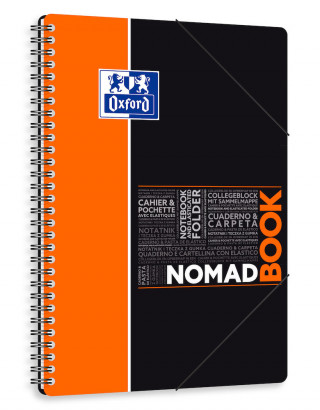 OXFORD STUDENTS NOMADBOOK Notebook - B5- Polypro cover - Twin-wire - Seyès Squares - 160 pages - SCRIBZEE® compatible - Assorted colours - 400100860_1105_1583196755 - OXFORD STUDENTS NOMADBOOK Notebook - B5- Polypro cover - Twin-wire - Seyès Squares - 160 pages - SCRIBZEE® compatible - Assorted colours - 400100860_1100_1553284474 - OXFORD STUDENTS NOMADBOOK Notebook - B5- Polypro cover - Twin-wire - Seyès Squares - 160 pages - SCRIBZEE® compatible - Assorted colours - 400100860_1101_1553284475 - OXFORD STUDENTS NOMADBOOK Notebook - B5- Polypro cover - Twin-wire - Seyès Squares - 160 pages - SCRIBZEE® compatible - Assorted colours - 400100860_1102_1553284477