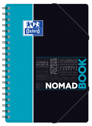 OXFORD STUDENTS NOMADBOOK Notebook - B5- Polypro cover - Twin-wire - Seyès Squares - 160 pages - SCRIBZEE® compatible - Assorted colours - 400100860_1105_1583196755 - OXFORD STUDENTS NOMADBOOK Notebook - B5- Polypro cover - Twin-wire - Seyès Squares - 160 pages - SCRIBZEE® compatible - Assorted colours - 400100860_1100_1553284474 - OXFORD STUDENTS NOMADBOOK Notebook - B5- Polypro cover - Twin-wire - Seyès Squares - 160 pages - SCRIBZEE® compatible - Assorted colours - 400100860_1101_1553284475 - OXFORD STUDENTS NOMADBOOK Notebook - B5- Polypro cover - Twin-wire - Seyès Squares - 160 pages - SCRIBZEE® compatible - Assorted colours - 400100860_1102_1553284477 - OXFORD STUDENTS NOMADBOOK Notebook - B5- Polypro cover - Twin-wire - Seyès Squares - 160 pages - SCRIBZEE® compatible - Assorted colours - 400100860_1103_1583196753