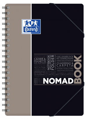 OXFORD STUDENTS NOMADBOOK Notebook - B5- Polypro cover - Twin-wire - Seyès Squares - 160 pages - SCRIBZEE® compatible - Assorted colours - 400100860_1105_1583196755 - OXFORD STUDENTS NOMADBOOK Notebook - B5- Polypro cover - Twin-wire - Seyès Squares - 160 pages - SCRIBZEE® compatible - Assorted colours - 400100860_1100_1553284474 - OXFORD STUDENTS NOMADBOOK Notebook - B5- Polypro cover - Twin-wire - Seyès Squares - 160 pages - SCRIBZEE® compatible - Assorted colours - 400100860_1101_1553284475 - OXFORD STUDENTS NOMADBOOK Notebook - B5- Polypro cover - Twin-wire - Seyès Squares - 160 pages - SCRIBZEE® compatible - Assorted colours - 400100860_1102_1553284477 - OXFORD STUDENTS NOMADBOOK Notebook - B5- Polypro cover - Twin-wire - Seyès Squares - 160 pages - SCRIBZEE® compatible - Assorted colours - 400100860_1103_1583196753 - OXFORD STUDENTS NOMADBOOK Notebook - B5- Polypro cover - Twin-wire - Seyès Squares - 160 pages - SCRIBZEE® compatible - Assorted colours - 400100860_1104_1583196754