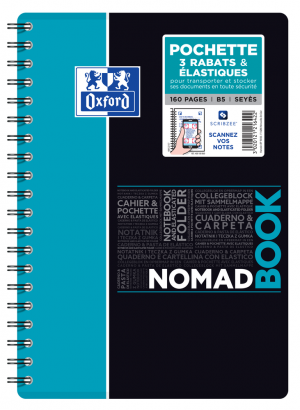 OXFORD ETUDIANTS Cahier NOMADBOOK - B5 tablette - Couverture polypro - Double spirale - Grands carreaux Seyès - 160 pages - Compatible SCRIBZEE® - Couleurs assorties - 400100860_1105_1583196755 - OXFORD ETUDIANTS Cahier NOMADBOOK - B5 tablette - Couverture polypro - Double spirale - Grands carreaux Seyès - 160 pages - Compatible SCRIBZEE® - Couleurs assorties - 400100860_1100_1553284474 - OXFORD ETUDIANTS Cahier NOMADBOOK - B5 tablette - Couverture polypro - Double spirale - Grands carreaux Seyès - 160 pages - Compatible SCRIBZEE® - Couleurs assorties - 400100860_1101_1553284475 - OXFORD ETUDIANTS Cahier NOMADBOOK - B5 tablette - Couverture polypro - Double spirale - Grands carreaux Seyès - 160 pages - Compatible SCRIBZEE® - Couleurs assorties - 400100860_1102_1553284477 - OXFORD ETUDIANTS Cahier NOMADBOOK - B5 tablette - Couverture polypro - Double spirale - Grands carreaux Seyès - 160 pages - Compatible SCRIBZEE® - Couleurs assorties - 400100860_1103_1583196753 - OXFORD ETUDIANTS Cahier NOMADBOOK - B5 tablette - Couverture polypro - Double spirale - Grands carreaux Seyès - 160 pages - Compatible SCRIBZEE® - Couleurs assorties - 400100860_1104_1583196754 - OXFORD ETUDIANTS Cahier NOMADBOOK - B5 tablette - Couverture polypro - Double spirale - Grands carreaux Seyès - 160 pages - Compatible SCRIBZEE® - Couleurs assorties - 400100860_1106_1583196756