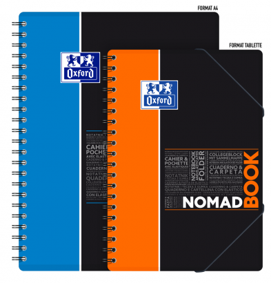 OXFORD ETUDIANTS Cahier NOMADBOOK - B5 tablette - Couverture polypro - Double spirale - Grands carreaux Seyès - 160 pages - Compatible SCRIBZEE® - Couleurs assorties - 400100860_1105_1583196755 - OXFORD ETUDIANTS Cahier NOMADBOOK - B5 tablette - Couverture polypro - Double spirale - Grands carreaux Seyès - 160 pages - Compatible SCRIBZEE® - Couleurs assorties - 400100860_1100_1553284474 - OXFORD ETUDIANTS Cahier NOMADBOOK - B5 tablette - Couverture polypro - Double spirale - Grands carreaux Seyès - 160 pages - Compatible SCRIBZEE® - Couleurs assorties - 400100860_1101_1553284475 - OXFORD ETUDIANTS Cahier NOMADBOOK - B5 tablette - Couverture polypro - Double spirale - Grands carreaux Seyès - 160 pages - Compatible SCRIBZEE® - Couleurs assorties - 400100860_1102_1553284477 - OXFORD ETUDIANTS Cahier NOMADBOOK - B5 tablette - Couverture polypro - Double spirale - Grands carreaux Seyès - 160 pages - Compatible SCRIBZEE® - Couleurs assorties - 400100860_1103_1583196753 - OXFORD ETUDIANTS Cahier NOMADBOOK - B5 tablette - Couverture polypro - Double spirale - Grands carreaux Seyès - 160 pages - Compatible SCRIBZEE® - Couleurs assorties - 400100860_1104_1583196754 - OXFORD ETUDIANTS Cahier NOMADBOOK - B5 tablette - Couverture polypro - Double spirale - Grands carreaux Seyès - 160 pages - Compatible SCRIBZEE® - Couleurs assorties - 400100860_1106_1583196756 - OXFORD ETUDIANTS Cahier NOMADBOOK - B5 tablette - Couverture polypro - Double spirale - Grands carreaux Seyès - 160 pages - Compatible SCRIBZEE® - Couleurs assorties - 400100860_2300_1553284660 - OXFORD ETUDIANTS Cahier NOMADBOOK - B5 tablette - Couverture polypro - Double spirale - Grands carreaux Seyès - 160 pages - Compatible SCRIBZEE® - Couleurs assorties - 400100860_2301_1553284662 - OXFORD ETUDIANTS Cahier NOMADBOOK - B5 tablette - Couverture polypro - Double spirale - Grands carreaux Seyès - 160 pages - Compatible SCRIBZEE® - Couleurs assorties - 400100860_1201_1583207824 - OXFORD ETUDIANTS Cahier NOMADBOOK - B5 tablette - Couverture polypro - Double spirale - Grands carreaux Seyès - 160 pages - Compatible SCRIBZEE® - Couleurs assorties - 400100860_1200_1583207825 - OXFORD ETUDIANTS Cahier NOMADBOOK - B5 tablette - Couverture polypro - Double spirale - Grands carreaux Seyès - 160 pages - Compatible SCRIBZEE® - Couleurs assorties - 400100860_2300 (2)_1561104717