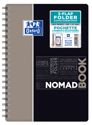 OXFORD ETUDIANTS Cahier NOMADBOOK - B5 tablette - Couverture polypro - Double spirale - Ligné 7mm - 160 pages - Compatible SCRIBZEE® - Couleurs assorties - 400100862_1200_1583207829 - OXFORD ETUDIANTS Cahier NOMADBOOK - B5 tablette - Couverture polypro - Double spirale - Ligné 7mm - 160 pages - Compatible SCRIBZEE® - Couleurs assorties - 400100862_1103_1583196766 - OXFORD ETUDIANTS Cahier NOMADBOOK - B5 tablette - Couverture polypro - Double spirale - Ligné 7mm - 160 pages - Compatible SCRIBZEE® - Couleurs assorties - 400100862_1100_1561084336 - OXFORD ETUDIANTS Cahier NOMADBOOK - B5 tablette - Couverture polypro - Double spirale - Ligné 7mm - 160 pages - Compatible SCRIBZEE® - Couleurs assorties - 400100862_1101_1561084337 - OXFORD ETUDIANTS Cahier NOMADBOOK - B5 tablette - Couverture polypro - Double spirale - Ligné 7mm - 160 pages - Compatible SCRIBZEE® - Couleurs assorties - 400100862_1102_1561084338 - OXFORD ETUDIANTS Cahier NOMADBOOK - B5 tablette - Couverture polypro - Double spirale - Ligné 7mm - 160 pages - Compatible SCRIBZEE® - Couleurs assorties - 400100862_1104_1583196767 - OXFORD ETUDIANTS Cahier NOMADBOOK - B5 tablette - Couverture polypro - Double spirale - Ligné 7mm - 160 pages - Compatible SCRIBZEE® - Couleurs assorties - 400100862_1105_1583196768 - OXFORD ETUDIANTS Cahier NOMADBOOK - B5 tablette - Couverture polypro - Double spirale - Ligné 7mm - 160 pages - Compatible SCRIBZEE® - Couleurs assorties - 400100862_1106_1583196769