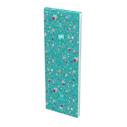 OXFORD Floral - 73x210mm - Couverture souple - Agraphé - Bloc shopping - Ligné 160 pages - Décors assortis - 400111054_1400_1594062109 - OXFORD Floral - 73x210mm - Couverture souple - Agraphé - Bloc shopping - Ligné 160 pages - Décors assortis - 400111054_1103_1593616194 - OXFORD Floral - 73x210mm - Couverture souple - Agraphé - Bloc shopping - Ligné 160 pages - Décors assortis - 400111054_1105_1593616205 - OXFORD Floral - 73x210mm - Couverture souple - Agraphé - Bloc shopping - Ligné 160 pages - Décors assortis - 400111054_1106_1593616200 - OXFORD Floral - 73x210mm - Couverture souple - Agraphé - Bloc shopping - Ligné 160 pages - Décors assortis - 400111054_1104_1593616211 - OXFORD Floral - 73x210mm - Couverture souple - Agraphé - Bloc shopping - Ligné 160 pages - Décors assortis - 400111054_1306_1593616223 - OXFORD Floral - 73x210mm - Couverture souple - Agraphé - Bloc shopping - Ligné 160 pages - Décors assortis - 400111054_1304_1593616217 - OXFORD Floral - 73x210mm - Couverture souple - Agraphé - Bloc shopping - Ligné 160 pages - Décors assortis - 400111054_1305_1593616230 - OXFORD Floral - 73x210mm - Couverture souple - Agraphé - Bloc shopping - Ligné 160 pages - Décors assortis - 400111054_1303_1593616236