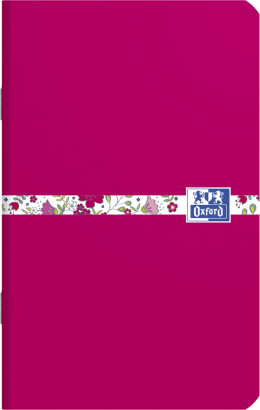OXFORD Floral Notebook - 9x14cm - Soft Card Cover - Stapled - Ruled - 60 Pages - Assorted Colours - 400111055_1400_1553574036 - OXFORD Floral Notebook - 9x14cm - Soft Card Cover - Stapled - Ruled - 60 Pages - Assorted Colours - 400111055_2100_1553574021 - OXFORD Floral Notebook - 9x14cm - Soft Card Cover - Stapled - Ruled - 60 Pages - Assorted Colours - 400111055_2300_1553574030 - OXFORD Floral Notebook - 9x14cm - Soft Card Cover - Stapled - Ruled - 60 Pages - Assorted Colours - 400111055_1101_1559846592 - OXFORD Floral Notebook - 9x14cm - Soft Card Cover - Stapled - Ruled - 60 Pages - Assorted Colours - 400111055_1103_1559846594 - OXFORD Floral Notebook - 9x14cm - Soft Card Cover - Stapled - Ruled - 60 Pages - Assorted Colours - 400111055_1102_1559846597 - OXFORD Floral Notebook - 9x14cm - Soft Card Cover - Stapled - Ruled - 60 Pages - Assorted Colours - 400111055_1100_1559846600