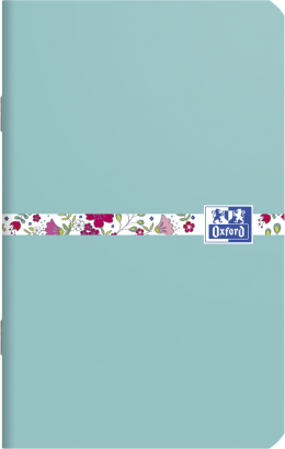 OXFORD Floral Notebook - 9x14cm - Soft Card Cover - Stapled - Ruled - 60 Pages - Assorted Colours - 400111055_1400_1553574036 - OXFORD Floral Notebook - 9x14cm - Soft Card Cover - Stapled - Ruled - 60 Pages - Assorted Colours - 400111055_2100_1553574021 - OXFORD Floral Notebook - 9x14cm - Soft Card Cover - Stapled - Ruled - 60 Pages - Assorted Colours - 400111055_2300_1553574030 - OXFORD Floral Notebook - 9x14cm - Soft Card Cover - Stapled - Ruled - 60 Pages - Assorted Colours - 400111055_1101_1559846592
