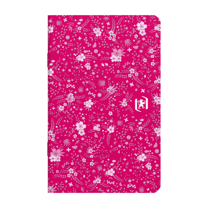 OXFORD Floral Notebook - 9x14cm - Soft Card Cover - Stapled - Ruled - 60 Pages - Assorted Colours - 400111055_1400_1594062098 - OXFORD Floral Notebook - 9x14cm - Soft Card Cover - Stapled - Ruled - 60 Pages - Assorted Colours - 400111055_1104_1593613484 - OXFORD Floral Notebook - 9x14cm - Soft Card Cover - Stapled - Ruled - 60 Pages - Assorted Colours - 400111055_1106_1593613495 - OXFORD Floral Notebook - 9x14cm - Soft Card Cover - Stapled - Ruled - 60 Pages - Assorted Colours - 400111055_1105_1593613500