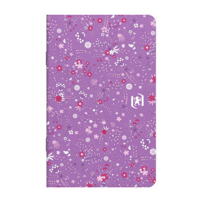 OXFORD Floral Notebook - 9x14cm - Soft Card Cover - Stapled - Ruled - 60 Pages - Assorted Colours - 400111055_1400_1594062098 - OXFORD Floral Notebook - 9x14cm - Soft Card Cover - Stapled - Ruled - 60 Pages - Assorted Colours - 400111055_1104_1593613484 - OXFORD Floral Notebook - 9x14cm - Soft Card Cover - Stapled - Ruled - 60 Pages - Assorted Colours - 400111055_1106_1593613495