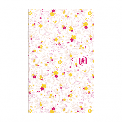 OXFORD Floral Notebook - 9x14cm - Soft Card Cover - Stapled - Ruled - 60 Pages - Assorted Colours - 400111055_1400_1594062098 - OXFORD Floral Notebook - 9x14cm - Soft Card Cover - Stapled - Ruled - 60 Pages - Assorted Colours - 400111055_1104_1593613484 - OXFORD Floral Notebook - 9x14cm - Soft Card Cover - Stapled - Ruled - 60 Pages - Assorted Colours - 400111055_1106_1593613495 - OXFORD Floral Notebook - 9x14cm - Soft Card Cover - Stapled - Ruled - 60 Pages - Assorted Colours - 400111055_1105_1593613500 - OXFORD Floral Notebook - 9x14cm - Soft Card Cover - Stapled - Ruled - 60 Pages - Assorted Colours - 400111055_1107_1593613489