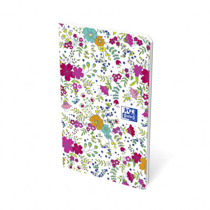 OXFORD Floral Notebook - 9x14cm - Soft Card Cover - Stapled - Ruled - 60 Pages - Assorted Colours - 400111055_1400_1553574036 - OXFORD Floral Notebook - 9x14cm - Soft Card Cover - Stapled - Ruled - 60 Pages - Assorted Colours - 400111055_2100_1553574021 - OXFORD Floral Notebook - 9x14cm - Soft Card Cover - Stapled - Ruled - 60 Pages - Assorted Colours - 400111055_2300_1553574030 - OXFORD Floral Notebook - 9x14cm - Soft Card Cover - Stapled - Ruled - 60 Pages - Assorted Colours - 400111055_1101_1559846592 - OXFORD Floral Notebook - 9x14cm - Soft Card Cover - Stapled - Ruled - 60 Pages - Assorted Colours - 400111055_1103_1559846594 - OXFORD Floral Notebook - 9x14cm - Soft Card Cover - Stapled - Ruled - 60 Pages - Assorted Colours - 400111055_1102_1559846597 - OXFORD Floral Notebook - 9x14cm - Soft Card Cover - Stapled - Ruled - 60 Pages - Assorted Colours - 400111055_1100_1559846600 - OXFORD Floral Notebook - 9x14cm - Soft Card Cover - Stapled - Ruled - 60 Pages - Assorted Colours - 400111055_1300_1553574044