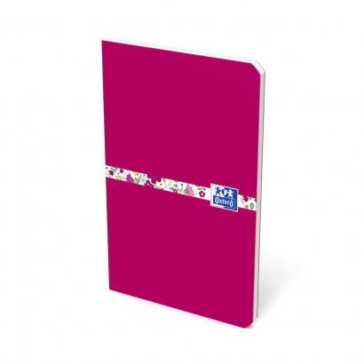 OXFORD Floral Notebook - 9x14cm - Soft Card Cover - Stapled - Ruled - 60 Pages - Assorted Colours - 400111055_1400_1553574036 - OXFORD Floral Notebook - 9x14cm - Soft Card Cover - Stapled - Ruled - 60 Pages - Assorted Colours - 400111055_2100_1553574021 - OXFORD Floral Notebook - 9x14cm - Soft Card Cover - Stapled - Ruled - 60 Pages - Assorted Colours - 400111055_2300_1553574030 - OXFORD Floral Notebook - 9x14cm - Soft Card Cover - Stapled - Ruled - 60 Pages - Assorted Colours - 400111055_1101_1559846592 - OXFORD Floral Notebook - 9x14cm - Soft Card Cover - Stapled - Ruled - 60 Pages - Assorted Colours - 400111055_1103_1559846594 - OXFORD Floral Notebook - 9x14cm - Soft Card Cover - Stapled - Ruled - 60 Pages - Assorted Colours - 400111055_1102_1559846597 - OXFORD Floral Notebook - 9x14cm - Soft Card Cover - Stapled - Ruled - 60 Pages - Assorted Colours - 400111055_1100_1559846600 - OXFORD Floral Notebook - 9x14cm - Soft Card Cover - Stapled - Ruled - 60 Pages - Assorted Colours - 400111055_1300_1553574044 - OXFORD Floral Notebook - 9x14cm - Soft Card Cover - Stapled - Ruled - 60 Pages - Assorted Colours - 400111055_1302_1553574050