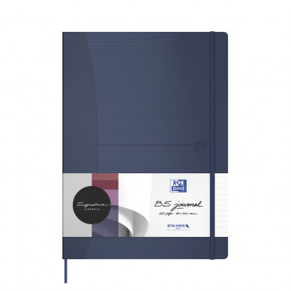 OXFORD Signature Notebook - B5 - Flex Cover - Casebound - 5mm Squares - 160 Pages - SCRIBZEE® Compatible - Assorted Classic Colours - 400112228_1400_1553597930 - OXFORD Signature Notebook - B5 - Flex Cover - Casebound - 5mm Squares - 160 Pages - SCRIBZEE® Compatible - Assorted Classic Colours - 400112228_1100_1559849525