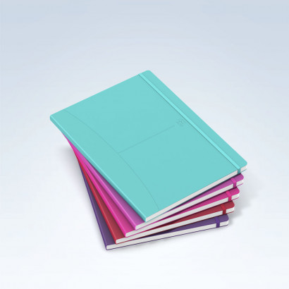 OXFORD Signature Notebook - B5 - Flex Cover - Casebound - 5mm Squares - 160 Pages - SCRIBZEE® Compatible - Assorted Bright Colours - 400112229_1400_1553598083 - OXFORD Signature Notebook - B5 - Flex Cover - Casebound - 5mm Squares - 160 Pages - SCRIBZEE® Compatible - Assorted Bright Colours - 400112229_1200_1553598055