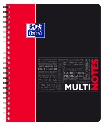 OXFORD ETUDIANTS Cahier MULTINOTES - A4+ - Couverture polypro - Double spirale - Ligné 7mm - 160 pages - Compatible SCRIBZEE® - Couleurs assorties - 400114580_1100_1553285282 - OXFORD ETUDIANTS Cahier MULTINOTES - A4+ - Couverture polypro - Double spirale - Ligné 7mm - 160 pages - Compatible SCRIBZEE® - Couleurs assorties - 400114580_2300_1553284678 - OXFORD ETUDIANTS Cahier MULTINOTES - A4+ - Couverture polypro - Double spirale - Ligné 7mm - 160 pages - Compatible SCRIBZEE® - Couleurs assorties - 400114580_1102_1553285279 - OXFORD ETUDIANTS Cahier MULTINOTES - A4+ - Couverture polypro - Double spirale - Ligné 7mm - 160 pages - Compatible SCRIBZEE® - Couleurs assorties - 400114580_1101_1553285286 - OXFORD ETUDIANTS Cahier MULTINOTES - A4+ - Couverture polypro - Double spirale - Ligné 7mm - 160 pages - Compatible SCRIBZEE® - Couleurs assorties - 400114580_1103_1553285290