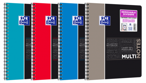 OXFORD ETUDIANTS Cahier MULTINOTES - A4+ - Couverture polypro - Double spirale - Ligné 7mm - 160 pages - Compatible SCRIBZEE® - Couleurs assorties - 400114580_1100_1553285282 - OXFORD ETUDIANTS Cahier MULTINOTES - A4+ - Couverture polypro - Double spirale - Ligné 7mm - 160 pages - Compatible SCRIBZEE® - Couleurs assorties - 400114580_2300_1553284678 - OXFORD ETUDIANTS Cahier MULTINOTES - A4+ - Couverture polypro - Double spirale - Ligné 7mm - 160 pages - Compatible SCRIBZEE® - Couleurs assorties - 400114580_1102_1553285279 - OXFORD ETUDIANTS Cahier MULTINOTES - A4+ - Couverture polypro - Double spirale - Ligné 7mm - 160 pages - Compatible SCRIBZEE® - Couleurs assorties - 400114580_1101_1553285286 - OXFORD ETUDIANTS Cahier MULTINOTES - A4+ - Couverture polypro - Double spirale - Ligné 7mm - 160 pages - Compatible SCRIBZEE® - Couleurs assorties - 400114580_1103_1553285290 - OXFORD ETUDIANTS Cahier MULTINOTES - A4+ - Couverture polypro - Double spirale - Ligné 7mm - 160 pages - Compatible SCRIBZEE® - Couleurs assorties - 400114580_1200_1553285293 - OXFORD ETUDIANTS Cahier MULTINOTES - A4+ - Couverture polypro - Double spirale - Ligné 7mm - 160 pages - Compatible SCRIBZEE® - Couleurs assorties - 400114580_1104_1553285297 - OXFORD ETUDIANTS Cahier MULTINOTES - A4+ - Couverture polypro - Double spirale - Ligné 7mm - 160 pages - Compatible SCRIBZEE® - Couleurs assorties - 400114580_1201_1553285301