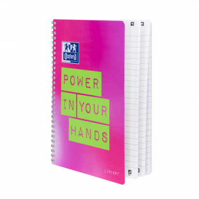 Oxford Limited Edition B5 notebook - ruled with margin on the left -160 pages-90 gsm Optik Paper®-twin wire binding-micro-perforated-SCRIBZEE® compatible-2 designs assorted - 400130114_1500_1568113504 - Oxford Limited Edition B5 notebook - ruled with margin on the left -160 pages-90 gsm Optik Paper®-twin wire binding-micro-perforated-SCRIBZEE® compatible-2 designs assorted - 400130114_2501_1568700813 - Oxford Limited Edition B5 notebook - ruled with margin on the left -160 pages-90 gsm Optik Paper®-twin wire binding-micro-perforated-SCRIBZEE® compatible-2 designs assorted - 400130114_1601_1568700821