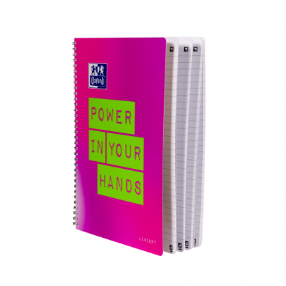 Oxford Limited Edition A4+ notebook - ruled with margin on the left and on the right-160 pages-90 gsm Optik Paper®-twin wire binding-4 hole punched-micro-perforated-SCRIBZEE® compatible-2 designs assorted - 400130124_1301_1574352177 - Oxford Limited Edition A4+ notebook - ruled with margin on the left and on the right-160 pages-90 gsm Optik Paper®-twin wire binding-4 hole punched-micro-perforated-SCRIBZEE® compatible-2 designs assorted - 400130124_1100_1574362909 - Oxford Limited Edition A4+ notebook - ruled with margin on the left and on the right-160 pages-90 gsm Optik Paper®-twin wire binding-4 hole punched-micro-perforated-SCRIBZEE® compatible-2 designs assorted - 400130124_2302_1568702938 - Oxford Limited Edition A4+ notebook - ruled with margin on the left and on the right-160 pages-90 gsm Optik Paper®-twin wire binding-4 hole punched-micro-perforated-SCRIBZEE® compatible-2 designs assorted - 400130124_1502_1568113524 - Oxford Limited Edition A4+ notebook - ruled with margin on the left and on the right-160 pages-90 gsm Optik Paper®-twin wire binding-4 hole punched-micro-perforated-SCRIBZEE® compatible-2 designs assorted - 400130124_1503_1568113530 - Oxford Limited Edition A4+ notebook - ruled with margin on the left and on the right-160 pages-90 gsm Optik Paper®-twin wire binding-4 hole punched-micro-perforated-SCRIBZEE® compatible-2 designs assorted - 400130124_1101_1574362913 - Oxford Limited Edition A4+ notebook - ruled with margin on the left and on the right-160 pages-90 gsm Optik Paper®-twin wire binding-4 hole punched-micro-perforated-SCRIBZEE® compatible-2 designs assorted - 400130124_1500_1574413633 - Oxford Limited Edition A4+ notebook - ruled with margin on the left and on the right-160 pages-90 gsm Optik Paper®-twin wire binding-4 hole punched-micro-perforated-SCRIBZEE® compatible-2 designs assorted - 400130124_1501_1569940762 - Oxford Limited Edition A4+ notebook - ruled with margin on the left and on the right-160 pages-90 gsm Optik Paper®-twin wire binding-4 hole punched-micro-perforated-SCRIBZEE® compatible-2 designs assorted - 400130124_1600_1569940764