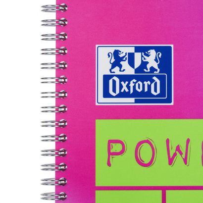 Oxford Limited Edition A4+ notebook - ruled with margin on the left and on the right-160 pages-90 gsm Optik Paper®-twin wire binding-4 hole punched-micro-perforated-SCRIBZEE® compatible-2 designs assorted - 400130124_1301_1574352177 - Oxford Limited Edition A4+ notebook - ruled with margin on the left and on the right-160 pages-90 gsm Optik Paper®-twin wire binding-4 hole punched-micro-perforated-SCRIBZEE® compatible-2 designs assorted - 400130124_1100_1574362909 - Oxford Limited Edition A4+ notebook - ruled with margin on the left and on the right-160 pages-90 gsm Optik Paper®-twin wire binding-4 hole punched-micro-perforated-SCRIBZEE® compatible-2 designs assorted - 400130124_2302_1568702938