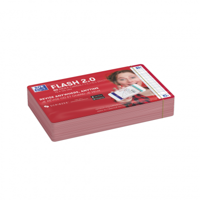OXFORD FLASH 2.0 flashcards - 105x148mm - geruit 5mm - rood - pak 80 stuks - SCRIBZEE® Compatible - 400133858_1100_1573399126 - OXFORD FLASH 2.0 flashcards - 105x148mm - geruit 5mm - rood - pak 80 stuks - SCRIBZEE® Compatible - 400133858_2300_1573399130 - OXFORD FLASH 2.0 flashcards - 105x148mm - geruit 5mm - rood - pak 80 stuks - SCRIBZEE® Compatible - 400133858_2301_1573399128 - OXFORD FLASH 2.0 flashcards - 105x148mm - geruit 5mm - rood - pak 80 stuks - SCRIBZEE® Compatible - 400133858_2600_1573666237 - OXFORD FLASH 2.0 flashcards - 105x148mm - geruit 5mm - rood - pak 80 stuks - SCRIBZEE® Compatible - 400133858_2601_1575011789 - OXFORD FLASH 2.0 flashcards - 105x148mm - geruit 5mm - rood - pak 80 stuks - SCRIBZEE® Compatible - 400133858_2602_1578681434 - OXFORD FLASH 2.0 flashcards - 105x148mm - geruit 5mm - rood - pak 80 stuks - SCRIBZEE® Compatible - 400133858_1301_1575655013 - OXFORD FLASH 2.0 flashcards - 105x148mm - geruit 5mm - rood - pak 80 stuks - SCRIBZEE® Compatible - 400133858_1300_1573399136