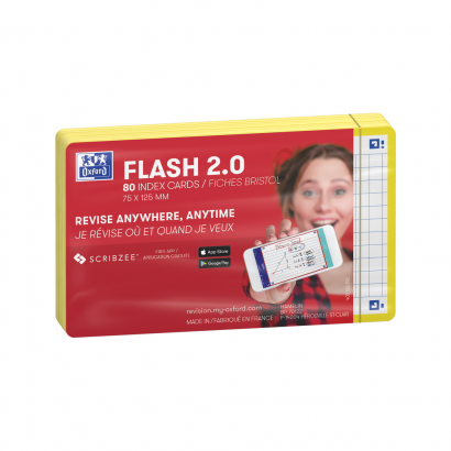OXFORD FLASH 2.0 flashcards - 105x148mm - geruit 5mm - geel - pak 80 stuks - SCRIBZEE® Compatible - 400133871_1100_1573399165 - OXFORD FLASH 2.0 flashcards - 105x148mm - geruit 5mm - geel - pak 80 stuks - SCRIBZEE® Compatible - 400133871_2300_1573399169 - OXFORD FLASH 2.0 flashcards - 105x148mm - geruit 5mm - geel - pak 80 stuks - SCRIBZEE® Compatible - 400133871_2301_1573399166 - OXFORD FLASH 2.0 flashcards - 105x148mm - geruit 5mm - geel - pak 80 stuks - SCRIBZEE® Compatible - 400133871_2600_1573666258 - OXFORD FLASH 2.0 flashcards - 105x148mm - geruit 5mm - geel - pak 80 stuks - SCRIBZEE® Compatible - 400133871_2601_1575011798 - OXFORD FLASH 2.0 flashcards - 105x148mm - geruit 5mm - geel - pak 80 stuks - SCRIBZEE® Compatible - 400133871_2602_1578681441 - OXFORD FLASH 2.0 flashcards - 105x148mm - geruit 5mm - geel - pak 80 stuks - SCRIBZEE® Compatible - 400133871_1301_1575655024