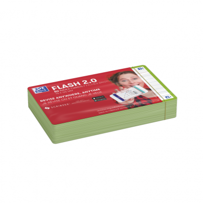 OXFORD FLASH 2.0 flashcards - 105x148mm - gelijnd - groen - pak 80 stuks - SCRIBZEE® Compatible - 400133884_1100_1573395274 - OXFORD FLASH 2.0 flashcards - 105x148mm - gelijnd - groen - pak 80 stuks - SCRIBZEE® Compatible - 400133884_2300_1573395278 - OXFORD FLASH 2.0 flashcards - 105x148mm - gelijnd - groen - pak 80 stuks - SCRIBZEE® Compatible - 400133884_2301_1573395280 - OXFORD FLASH 2.0 flashcards - 105x148mm - gelijnd - groen - pak 80 stuks - SCRIBZEE® Compatible - 400133884_2600_1573395286 - OXFORD FLASH 2.0 flashcards - 105x148mm - gelijnd - groen - pak 80 stuks - SCRIBZEE® Compatible - 400133884_2601_1575013331 - OXFORD FLASH 2.0 flashcards - 105x148mm - gelijnd - groen - pak 80 stuks - SCRIBZEE® Compatible - 400133884_2602_1578681470 - OXFORD FLASH 2.0 flashcards - 105x148mm - gelijnd - groen - pak 80 stuks - SCRIBZEE® Compatible - 400133884_1301_1575654981 - OXFORD FLASH 2.0 flashcards - 105x148mm - gelijnd - groen - pak 80 stuks - SCRIBZEE® Compatible - 400133884_1300_1573395282