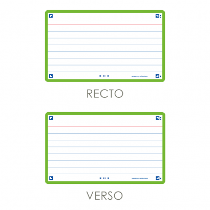 OXFORD FLASH 2.0 flashcards - 105x148mm - gelijnd - groen - pak 80 stuks - SCRIBZEE® Compatible - 400133884_1100_1573395274 - OXFORD FLASH 2.0 flashcards - 105x148mm - gelijnd - groen - pak 80 stuks - SCRIBZEE® Compatible - 400133884_2300_1573395278 - OXFORD FLASH 2.0 flashcards - 105x148mm - gelijnd - groen - pak 80 stuks - SCRIBZEE® Compatible - 400133884_2301_1573395280 - OXFORD FLASH 2.0 flashcards - 105x148mm - gelijnd - groen - pak 80 stuks - SCRIBZEE® Compatible - 400133884_2600_1573395286 - OXFORD FLASH 2.0 flashcards - 105x148mm - gelijnd - groen - pak 80 stuks - SCRIBZEE® Compatible - 400133884_2601_1575013331 - OXFORD FLASH 2.0 flashcards - 105x148mm - gelijnd - groen - pak 80 stuks - SCRIBZEE® Compatible - 400133884_2602_1578681470 - OXFORD FLASH 2.0 flashcards - 105x148mm - gelijnd - groen - pak 80 stuks - SCRIBZEE® Compatible - 400133884_1301_1575654981 - OXFORD FLASH 2.0 flashcards - 105x148mm - gelijnd - groen - pak 80 stuks - SCRIBZEE® Compatible - 400133884_1300_1573395282 - OXFORD FLASH 2.0 flashcards - 105x148mm - gelijnd - groen - pak 80 stuks - SCRIBZEE® Compatible - 400133884_2302_1573395276